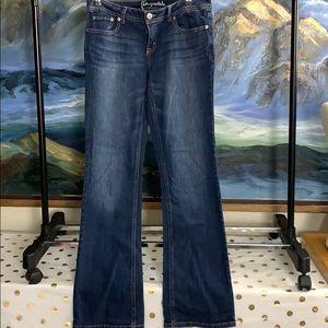 Aeropostale Chelsea bootcut regular 6 jeans
